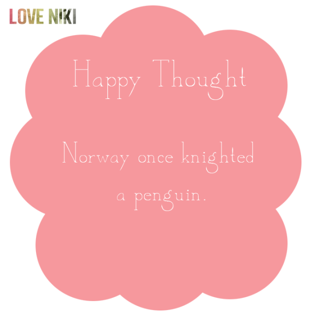 Penguin Fact