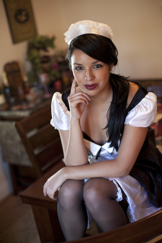 Www hot sexy latina maids